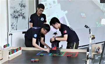 台灣之光清大動機 歐洲機器人大賽唯一亞洲隊伍