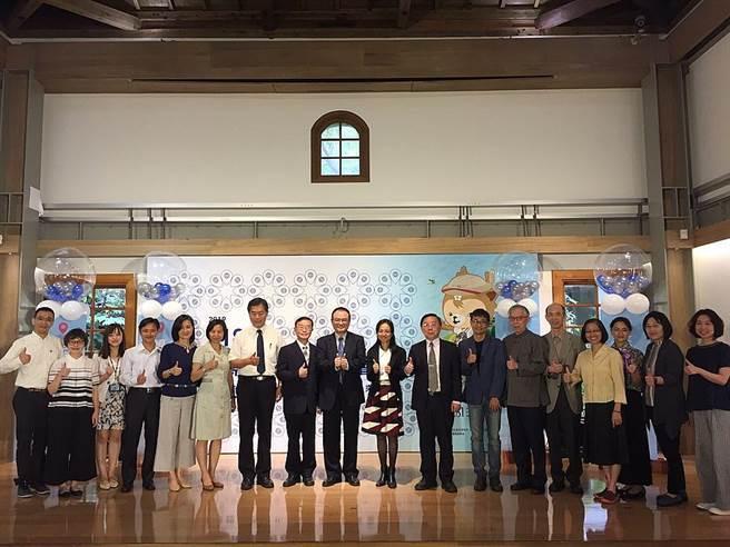 文化部15日舉行518國際博物館日記者會,邀請全國民眾走進博物館 。(文化部提供)