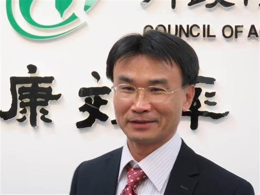 農委會主委陳吉仲。(資料照許瀚分攝)