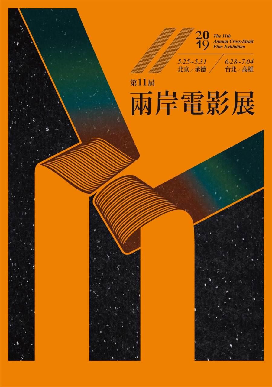 第11屆兩岸電影展海報。