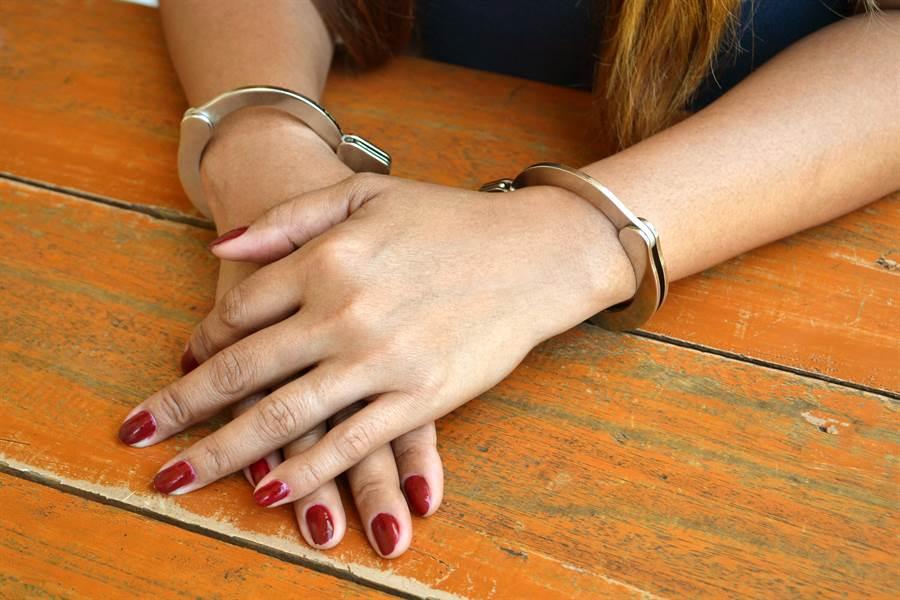 女子監獄爆性侵。(達志影像/shutterstock提供)