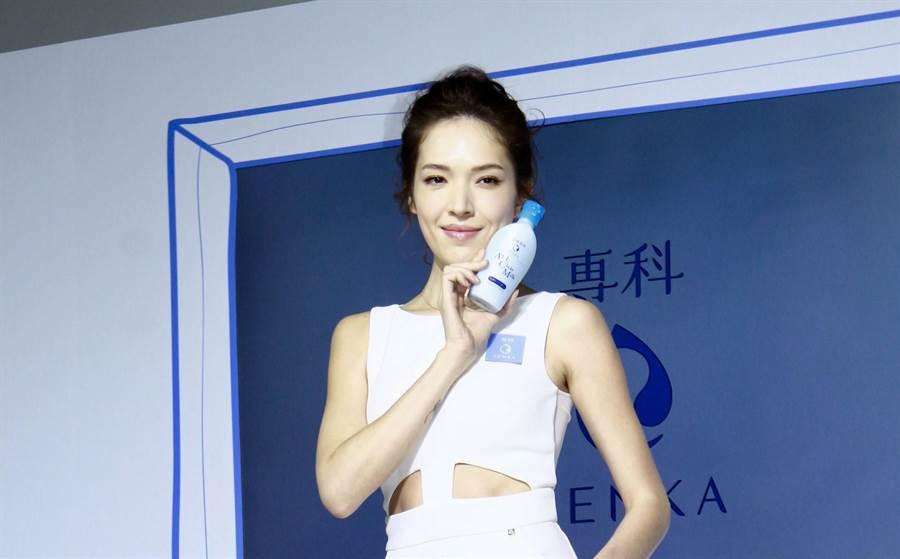 許瑋甯經歷按讚風波後首度出席活動。