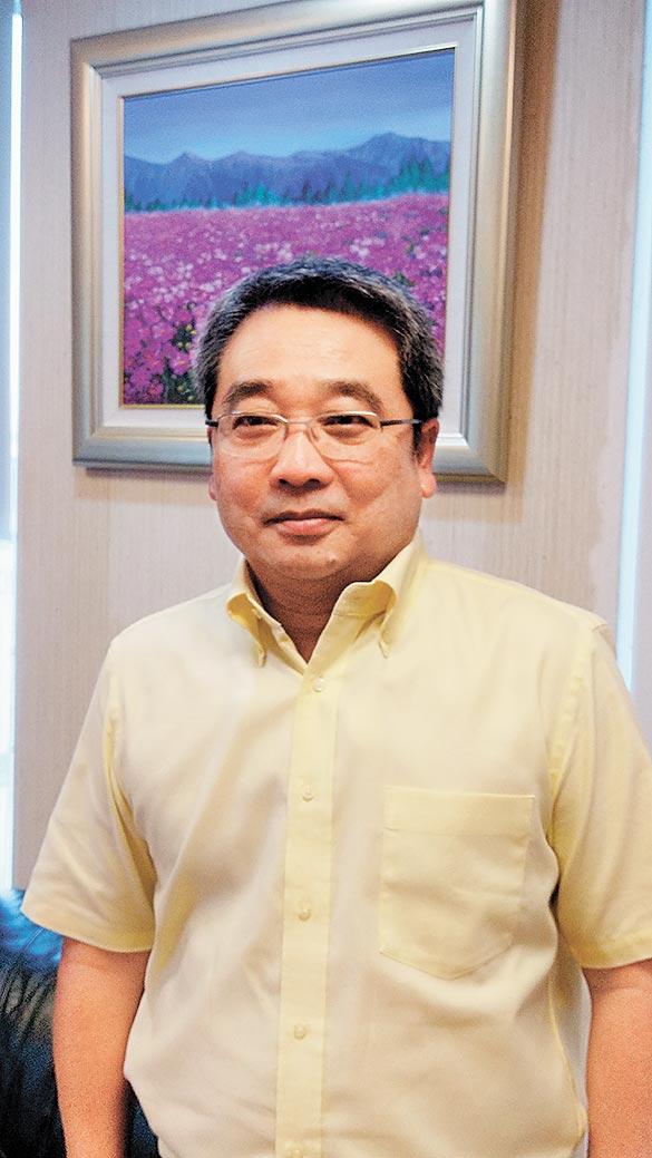 泰國貿易經濟辦事處代表通才。圖/陳昌博