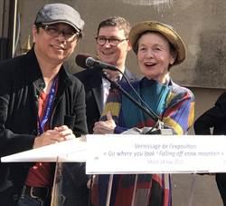 台灣VR藝術家在坎城影展大放異彩!3作品吸引市長出席