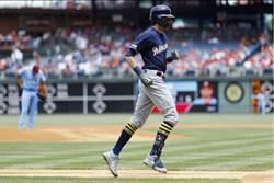 MLB》無法阻擋葉利奇 18轟獨走大聯盟