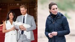 凱特、梅根真鬧不合?遲遲不探訪新生兒的原因其實是...