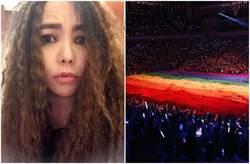 「同婚專法」三讀通過 阿妹淚崩:我們的彩虹完整了