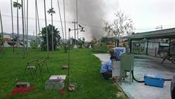 廢胎廠大火戴奧辛檢測出爐 環保局這樣說…