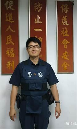 金門警員扎根基層 獲「全國績優警勤區」榮耀