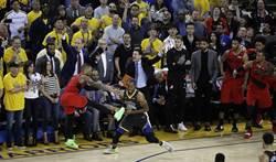 NBA》伊戈達拉續裝死 G2仍送致命一防