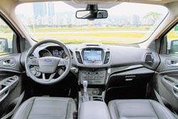 智能休旅 性價首選 Ford Kuga EcoBoost 180時尚經典型