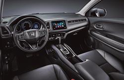 Honda New HR-V 跨界跑旅全新進化