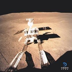 陸探月突破揭謎 發現月幔物質
