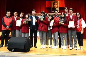 復興商工跨域創新教學 全國專題製作競賽奪首獎