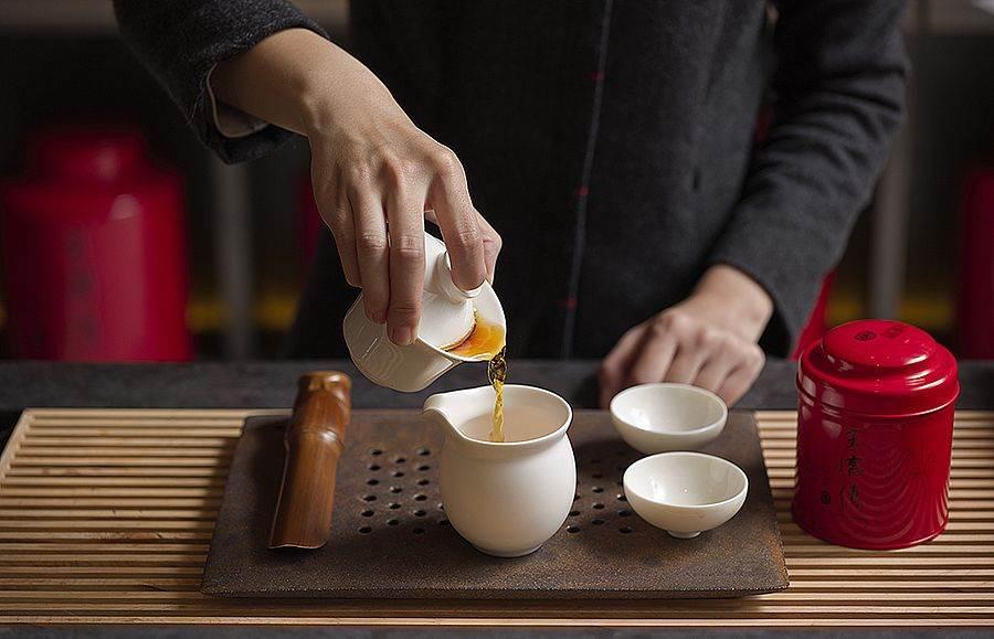 誠品生活日本橋│王德傳茶莊│將在書區旁設置茶文化沙龍,邀請讀者在書香中靜心品茗。(誠品提供)