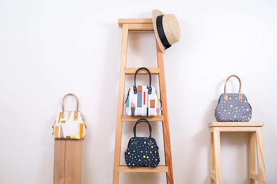 誠品生活日本橋│布物設計BUWU將隨誠品生活文創平台expo一同前進日本,成為expo首家進入培育歷程第五階段、邁向海外發展的品牌。(誠品提供)