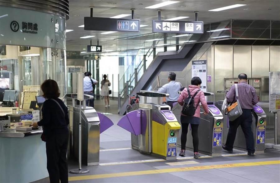 機捷開通後,A7重劃區成為北台灣熱門購屋區域。(圖/易繼中 攝)
