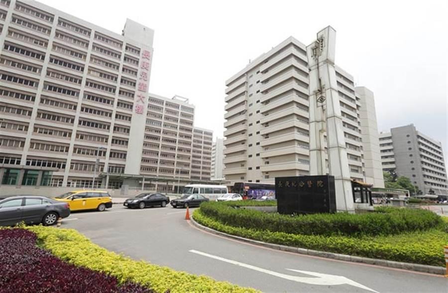 林口長庚醫院商圈鄰近A7重劃區。(圖/易繼中攝)