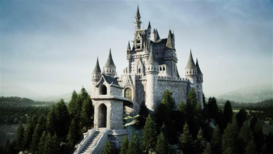 努力多年買城堡 真相卻讓他們傻眼(示意圖/達志影像)