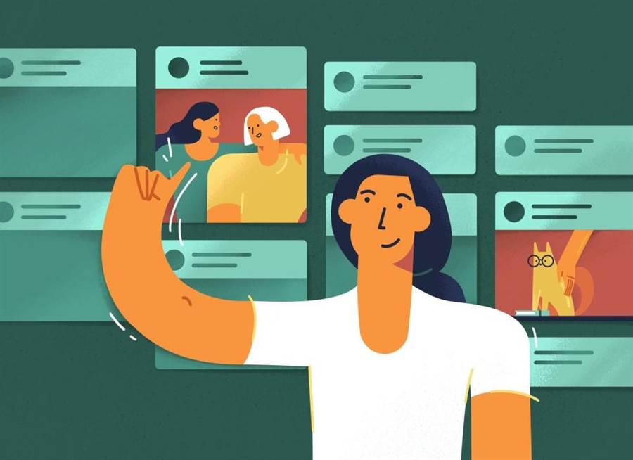 Facebook 再改動態消息演算法,要讓動態消息更為個人化,提高特定類型貼文的排序。(圖/翻攝Facebook Newsroom)