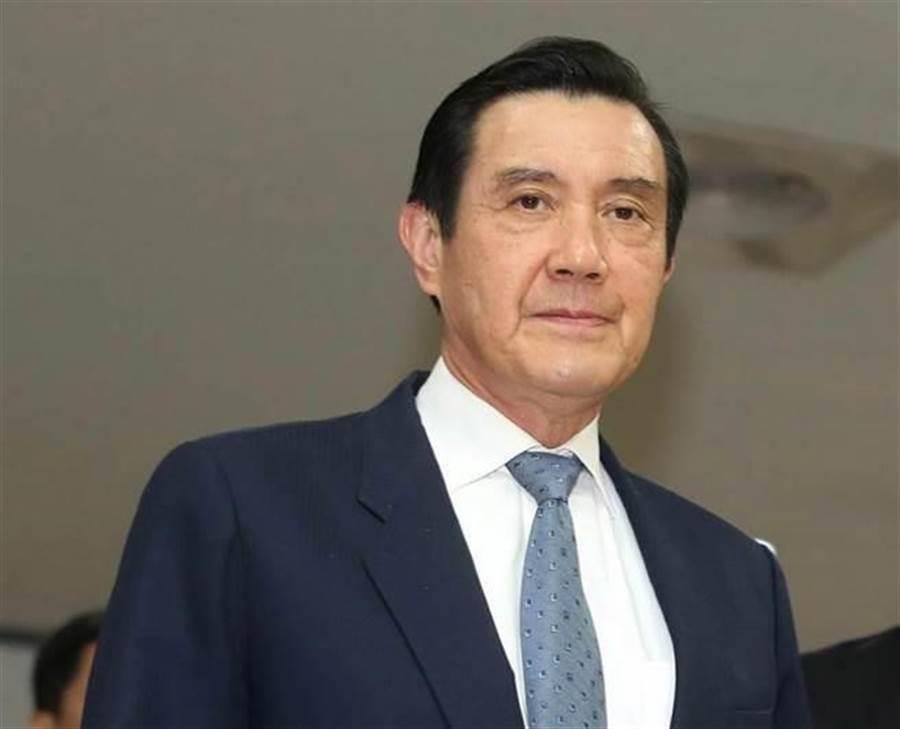 前總統馬英九。(中時資料照片)