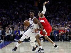 NBA》內鬨愈演愈烈 七六人恐留不住兩巨頭