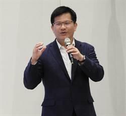 林佳龍成立光合教育基金會 為未來台灣遞光