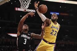 NBA》詹皇再退讓 願當湖人第三選擇