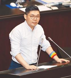 国民党党团批多数暴力立法 霸凌民意