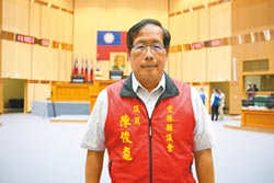 雲縣議員陳俊龍退國民黨團 備戰選立委