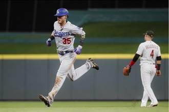 MLB》道奇4轟助希爾首勝 貝林傑開轟保四成