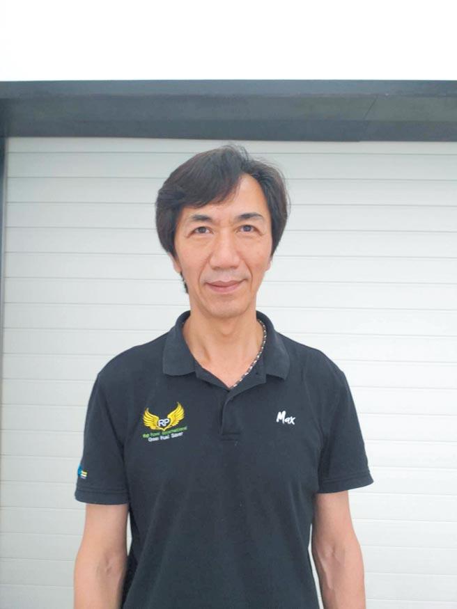 德道光科技總經理李世誠。      圖/嚴強國