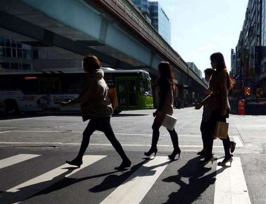 峰仔表示,在全球200多個國家中,台灣擁有最多個「世界第一」的痛苦指標,居世界之冠。(圖為台灣街景/本報系資料照片)