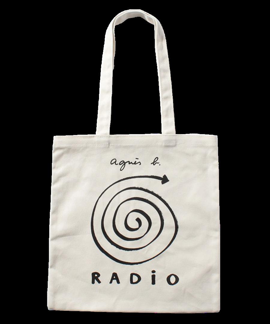 Radio Collection 帆布包1580元。(品牌提供)