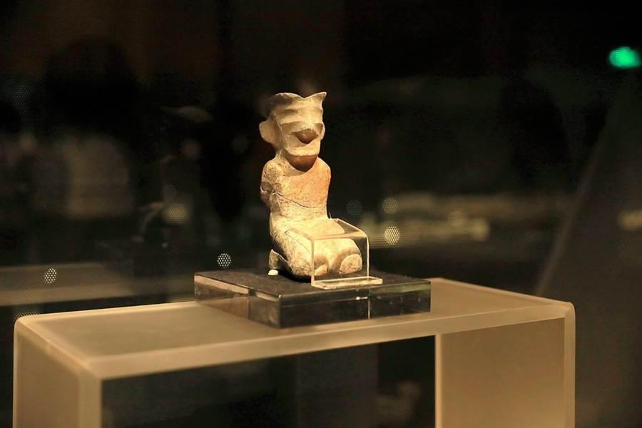 館內典藏珍品之一。(圖/旺旺中時文化傳媒(北京)有限公司 蹇金津)