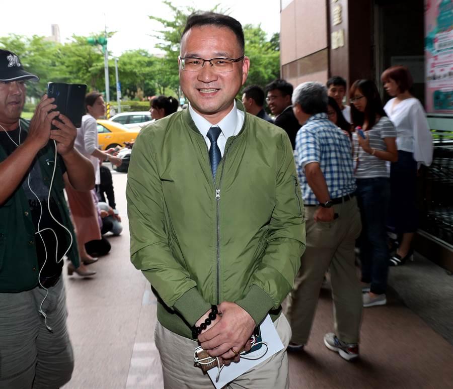 蔡英文初選辦公室發言人阮昭雄。(圖/資料照片)