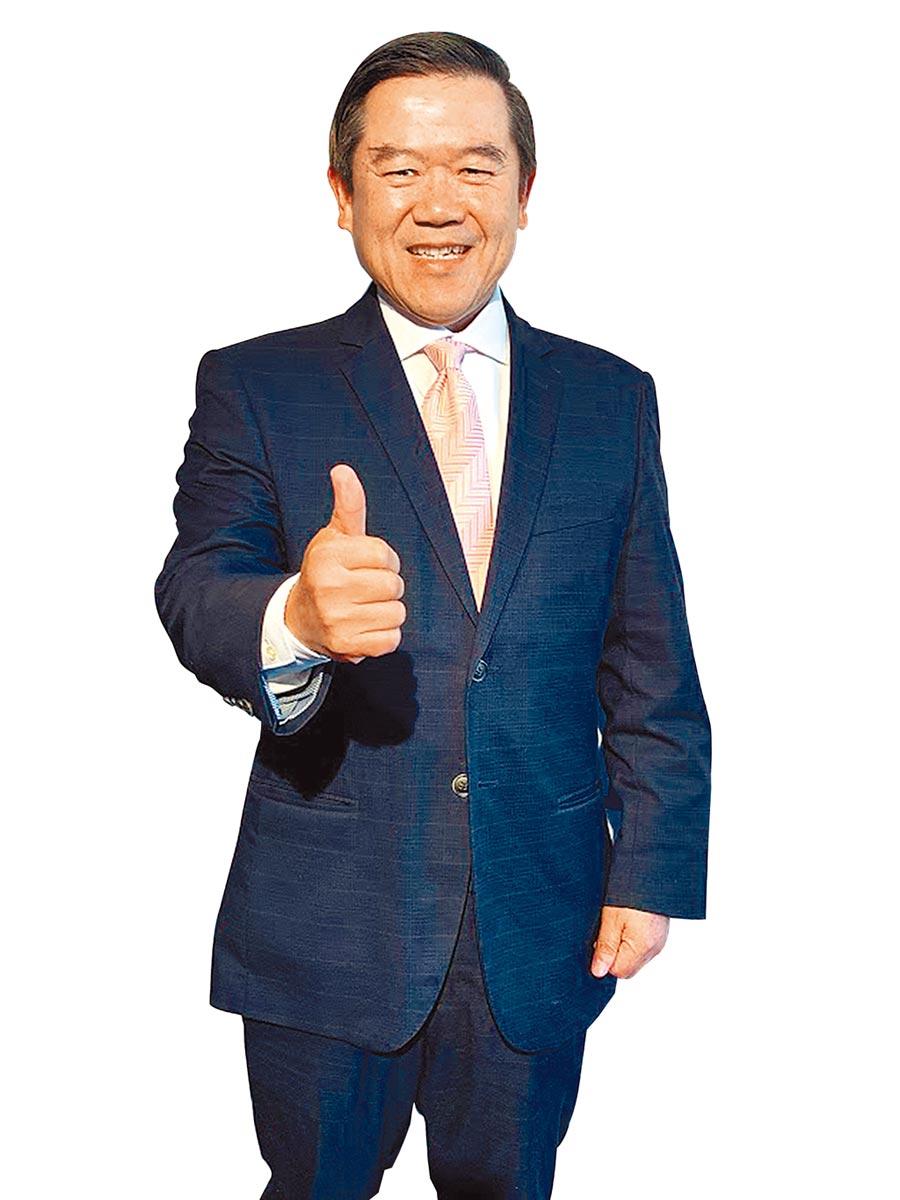 佳世達集團董事長陳其宏圖/袁顥庭