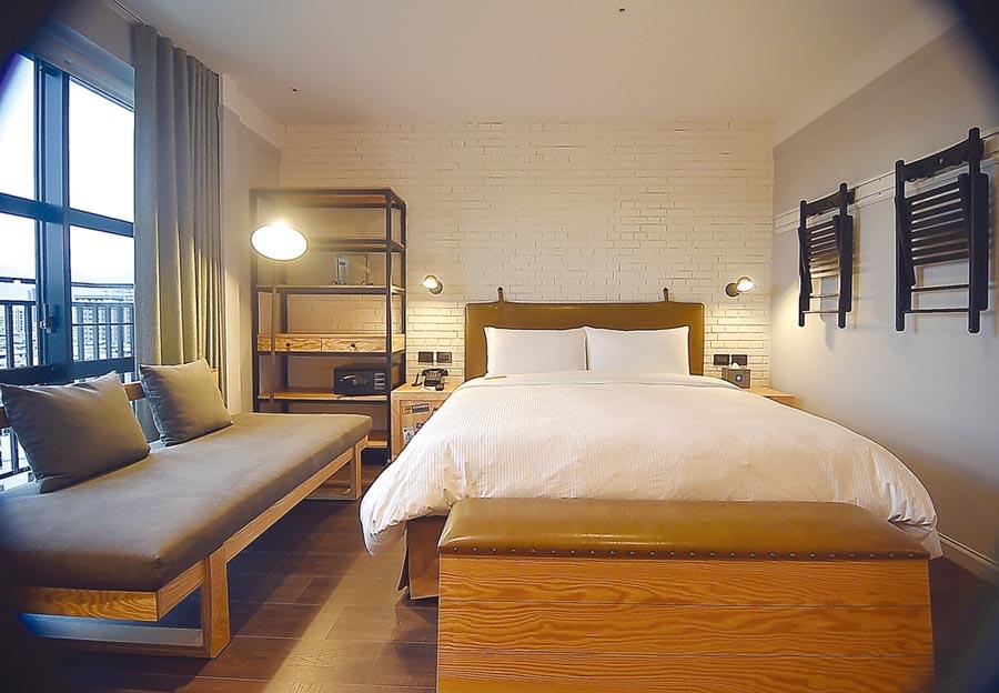 捷絲旅三重館加設的Extended Stay (延伸住宿)的概念房型,加大房間坪數且有餐廚設備,傳遞如家的旅宿體驗。圖/姚舜