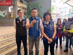 白珮茹支持簡榮宗 盼發揮「2+1」效益