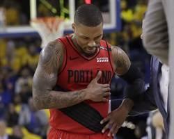 NBA》別怪利拉德 美媒爆G3帶傷硬上