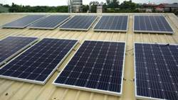 綠能工作坊實作課程 六甲六心廚房屋頂多了免費太陽能板