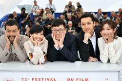 桂綸鎂、胡歌《南方車站》坎城首映 2人烙武漢方言拼功力