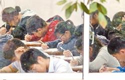 國中會考首日 國文寫作關注高齡議題!青銀共居係蝦米? 學生傻眼