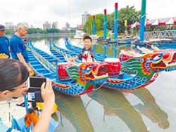 三腳渡龍船祭 推廣傳統技藝