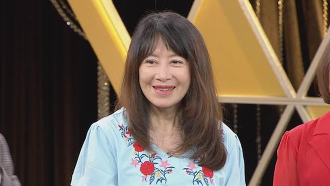 前女主播蕭裔芬日前上節目接受專訪。(圖片提供:JET)