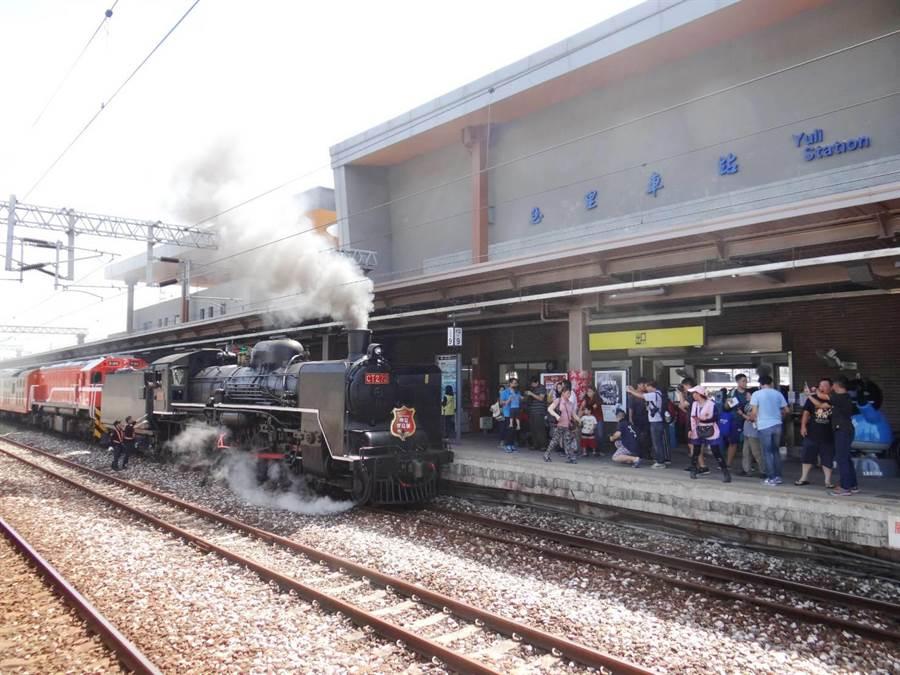 2019年SL仲夏寶島號活動將於6月29日首航,7月6日、13日三個周六由玉里站以郵輪式列車方式行駛至臺東站。(台鐵提供)