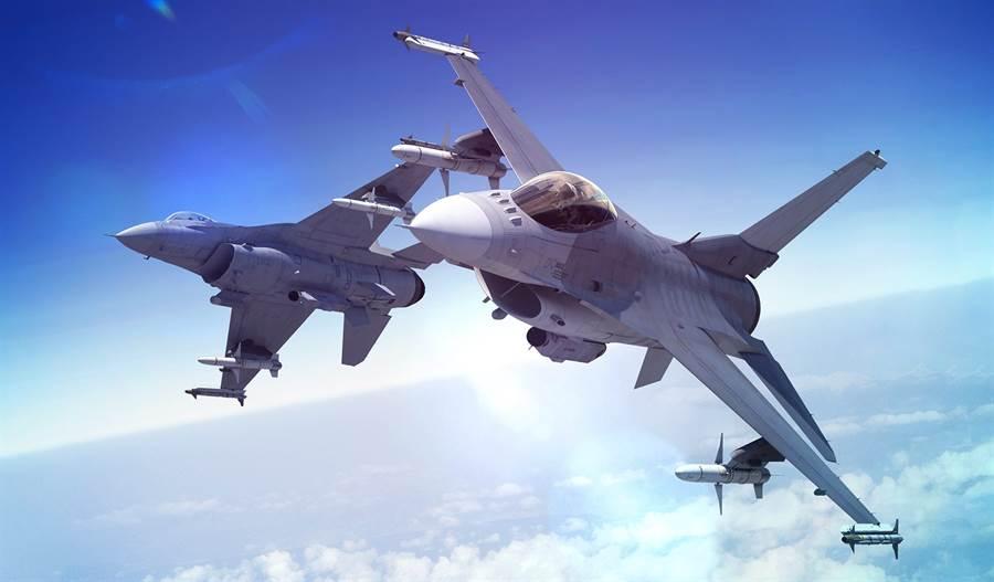 美國向保加利亞推銷F-16V,但保加利亞覺得價格比鄰國斯洛伐克的報價來的高。(圖/洛馬公司)