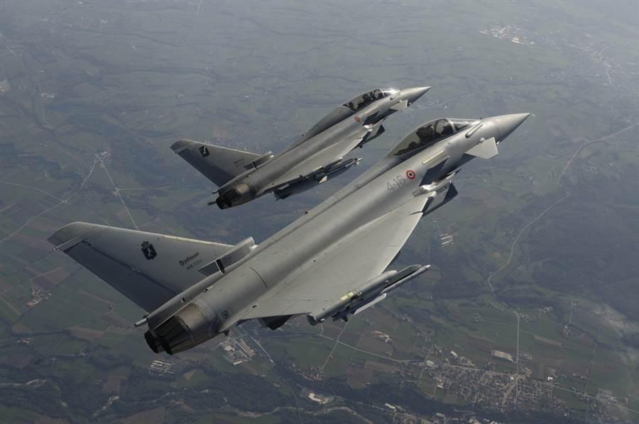 保加利亞也可能改買歐洲戰機,不過歐洲戰機報價更高,可能買二手的。(圖/AirBus)