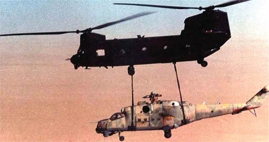 為了取得Mi-24直升機,美軍擬定完整的偷運計畫。(圖/fighterjetsworld)