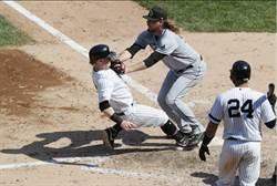 MLB》光芒自爆 洋基4安打得7分